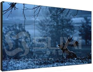 LCD液晶拼接屏一步步向智能化延伸!