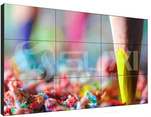 素希55寸液晶拼接墙显示系统都来了解下
