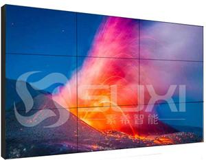 品牌展厅LCD液晶拼接墙与普通显示器的区别
