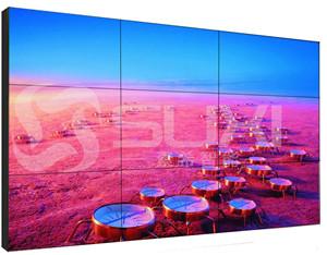 液晶拼接屏为专柜行业打造创意液晶拼接大屏